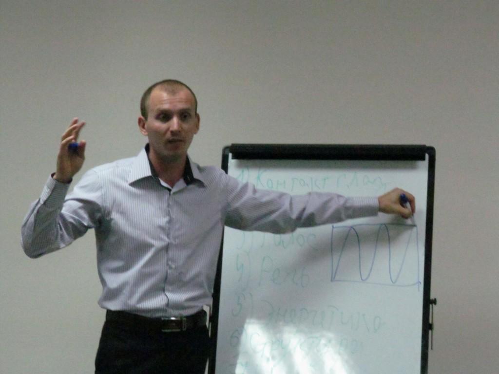 Маркетинговая среда: «Инструменты оратора» (впечатления)